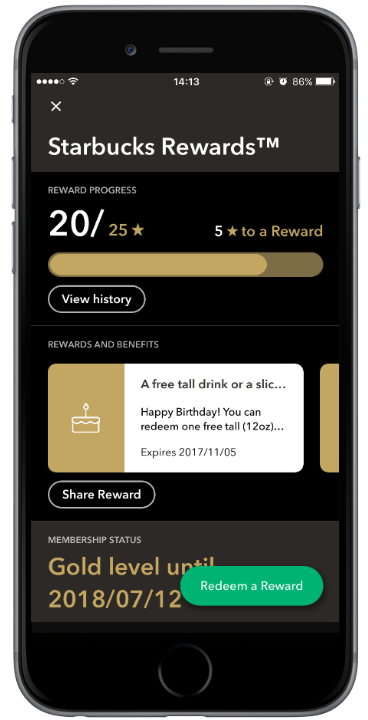 Mobile Apps | Starbucks Coffee Company